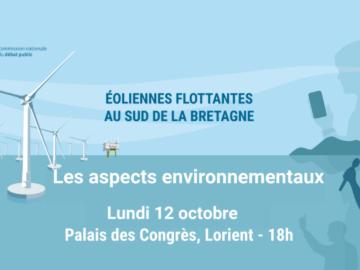 """EolBrestSud - réunion thématique """"Aspects environnementaux"""" 12 octobre"""