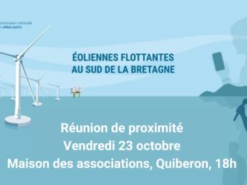 Eolbretsud reunion de proximité à Quiberon 23 octobre 2020