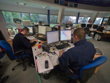 Salles opérationnelles
