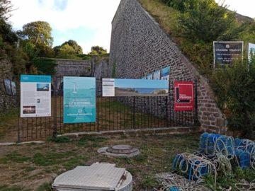 rendez-vous aux expositions pour mieux comprendre le projet et le débat à Belle-Île, Groix, Lorient et Quiberon