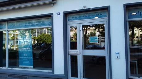 Exposition à Lorient